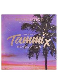 Make up Revolution - REVOLUTION X TAMMI GOLDEN HOUR DEEP DARK FACE PALETTE - Face palette - deep dark - 2