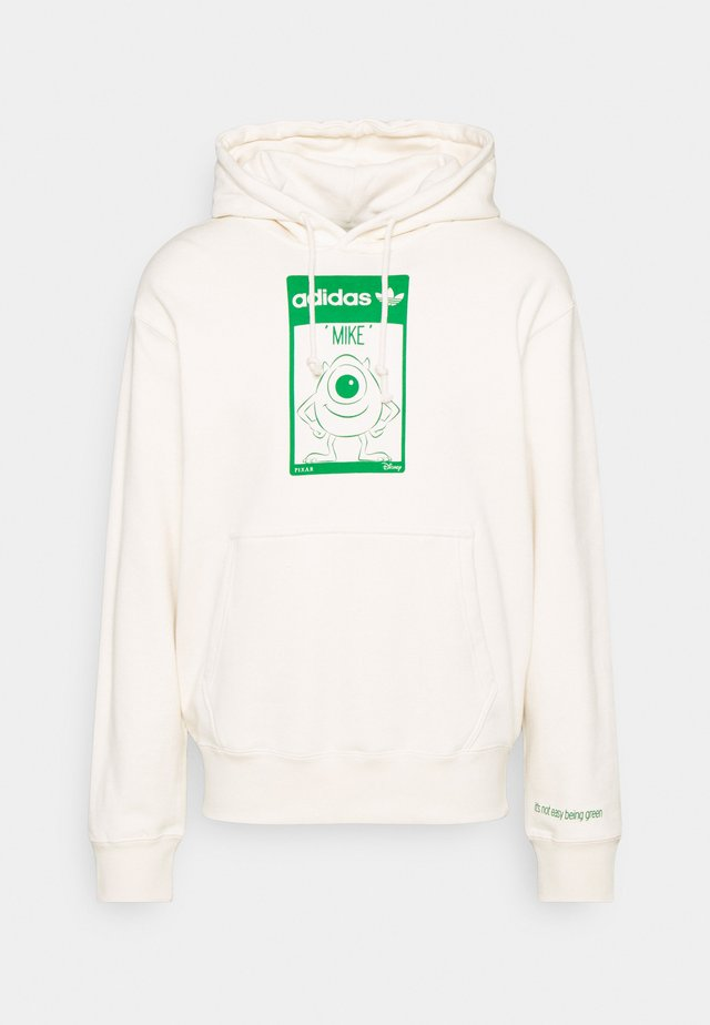 HOODIE MIKE UNISEX - Sweatshirt - off white