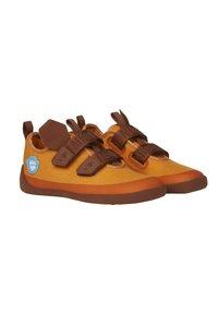 Affenzahn - Touch-strap shoes - orange - 1