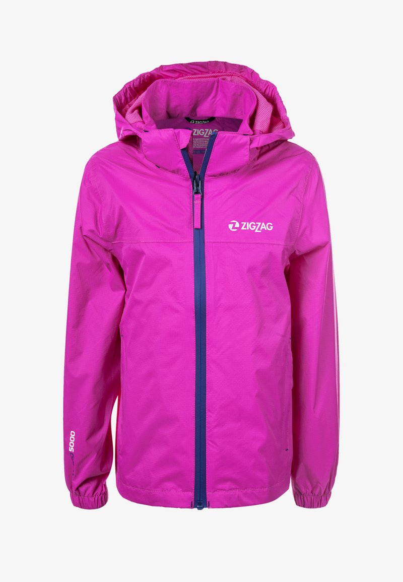 ZIGZAG - Outdoor jacket - 4072 pink peacock