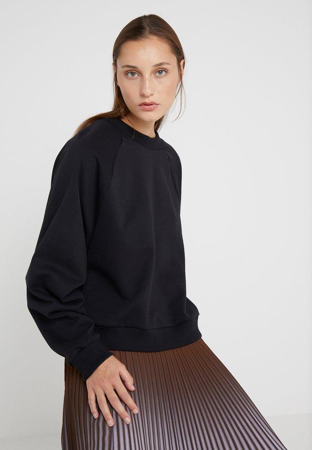 HELLA OVERSIZE - Sweatshirt - black