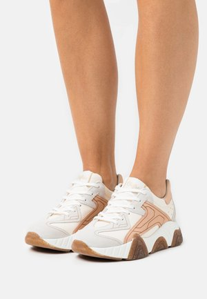 SABINE - Trainers - white/beige