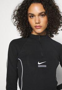 Nike Sportswear - Vestido ligero - black - 4