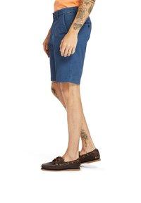 Timberland - SQUAM  - Shorts - dark denim - 3