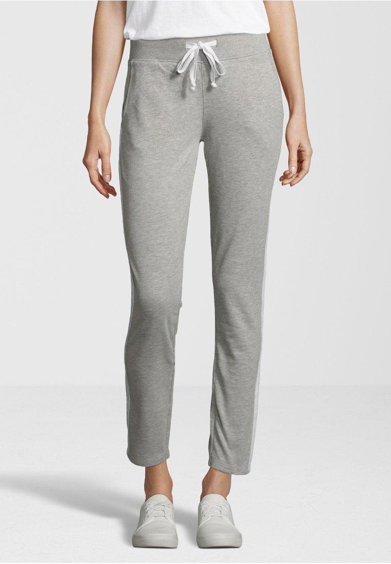 Juvia - Pantaloni sportivi - light grey