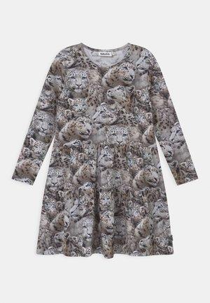 CHIA - Jersey dress - grey