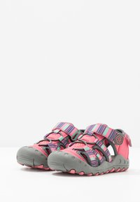 Color Kids - KLAUS - Walking sandals - desert rose - 3