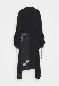 N°21 - Vestido camisero - nero - 1