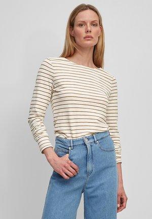 Long sleeved top - combo jeresy