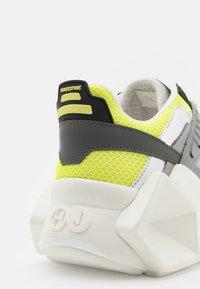 Hide&Jack - SILVERSTONE UNISEX - Sneakers laag - black - 5