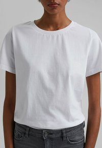 edc by Esprit - Basic T-shirt - white - 5