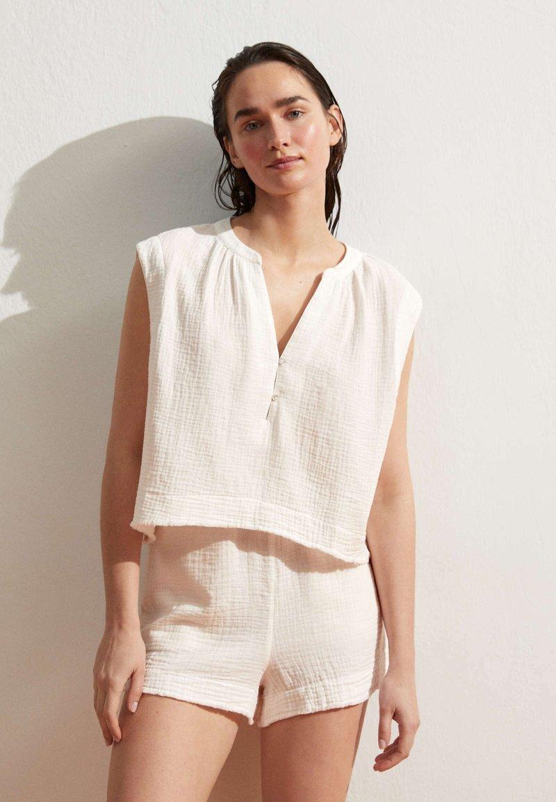 OYSHO - Blouse - white