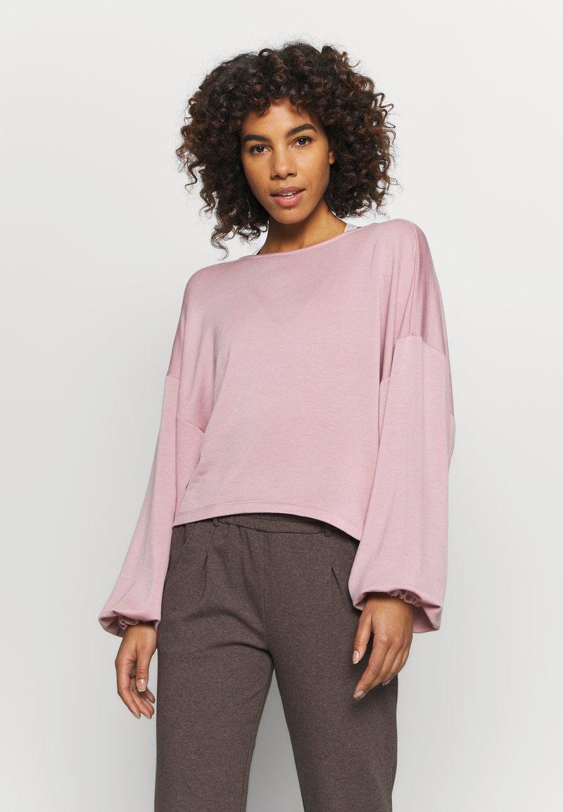 Free People - GOOD TO GO - Sweatshirt - light pink