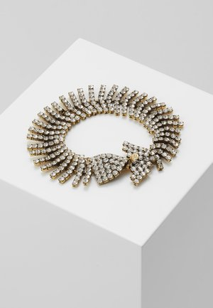 BONEFISH PAVE BRACELET - Bracelet - gold-coloured