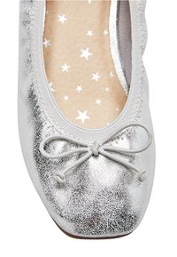 Next - Ballet pumps - silver - 4