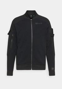 MIXED CARGO - Summer jacket - dark black