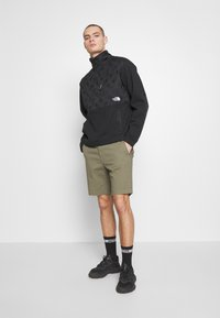 The North Face - GRAPHIC COLLECTION - Bluza - black - 1