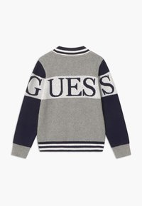 Guess - TODDLER - Chaqueta de punto - blue/grey - 1