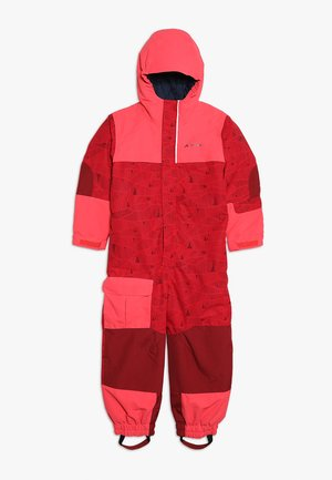 KIDS SNOW CUP OVERALL  - Snowsuit - crocus