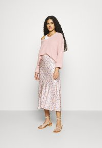 Another-Label - SATSUKI PULL - Svetr - dusty pink - 1