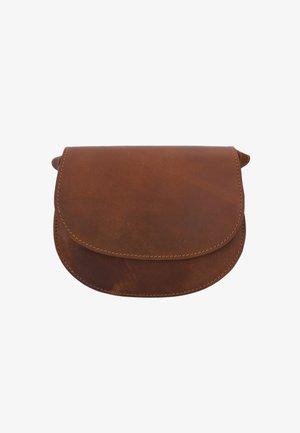 ELENOR - Across body bag - braun