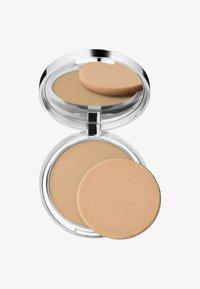 Clinique - SUPERPOWDER DOUBLE FACE POWDER - Powder - 4 matte honey - 0