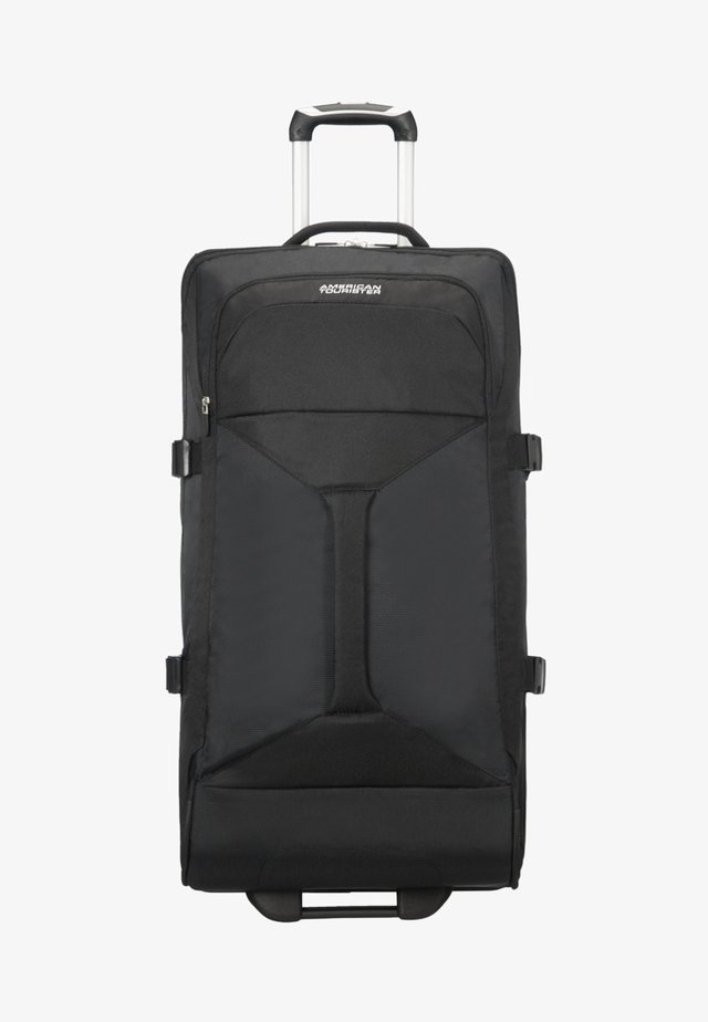 MIT ROLLEN - Luggage - solid black