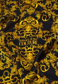 Versace Jeans Couture - UNISEX - Foulard - black - 3