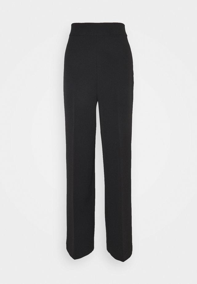 RITA GAIA PANT - Pantalon classique - black