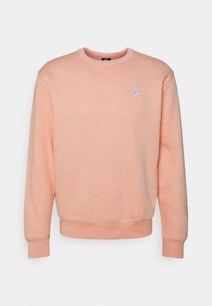 CLUB CREW - Sweatshirt - arctic orange