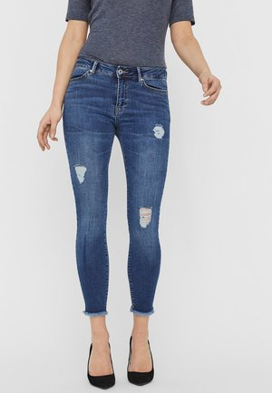 WMSEVEN  - Jeans Skinny Fit - medium blue denim