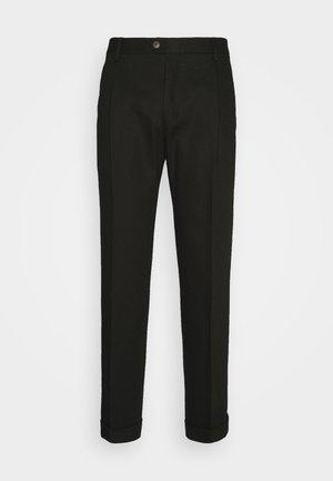 TREVOR - Pantaloni - black