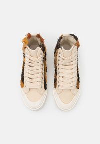 Good News - PALM MOROCCAN UNISEX - High-top trainers - oatmeal - 3