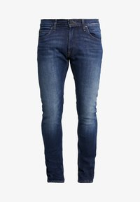 Lee - LUKE - Jeansy Slim Fit - DARK DIAMOND - 4