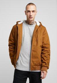 YOURTURN - Light jacket - brown - 0