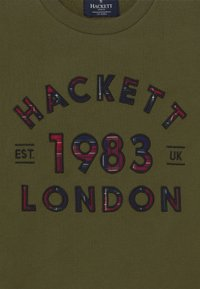 Hackett London - CREW - Sweatshirt - military green - 3