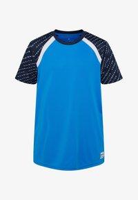WE Fashion - WE FASHION JUNGEN-SPORTSHIRT - Print T-shirt - blue - 1