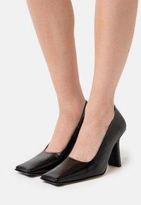 MIISTA - ORANA  - High heels - black - 0