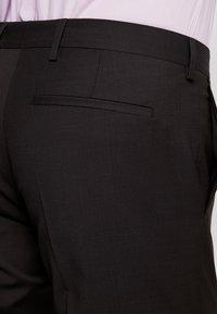 Tommy Hilfiger Tailored - SLIM FIT SUIT - Suit - brown - 7