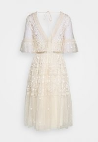 Needle & Thread - MIDSUMMER DRESS EXCLUSIVE - Cocktailkjole - champagne - 1