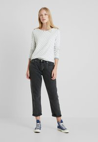 edc by Esprit - DOUBLE - Long sleeved top - off white - 1