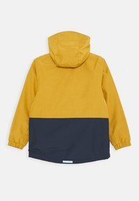 Jack Wolfskin - SNOWY DAYS JACKET KIDS - Outdoorová bunda - golden amber - 1