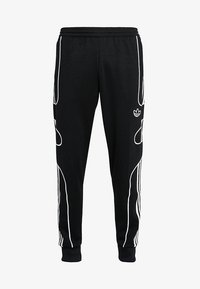 adidas Originals - OUTLINE STRIKE REGULAR TRACK PANTS - Pantalones deportivos - black - 3