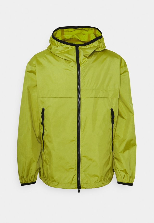 PLATEMY - Summer jacket - green