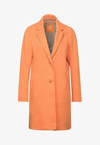 Street One - Short coat - orange - 3