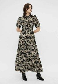 Object - Maxi dress - black - 0