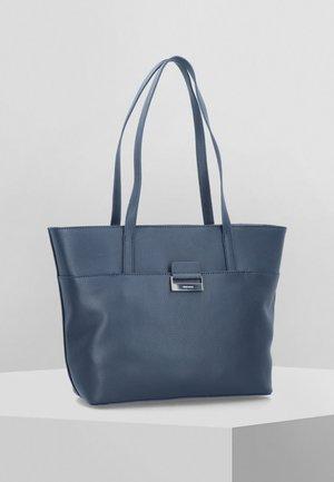 TALK DIFFERENT II - Tote bag - dark blue