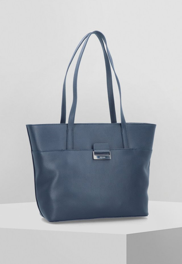 TALK DIFFERENT II - Shopper - dark blue