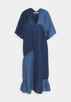 JAM DRESS - Maxi dress - blue