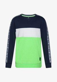 WE Fashion - JONGENS  - Long sleeved top - bright green - 0